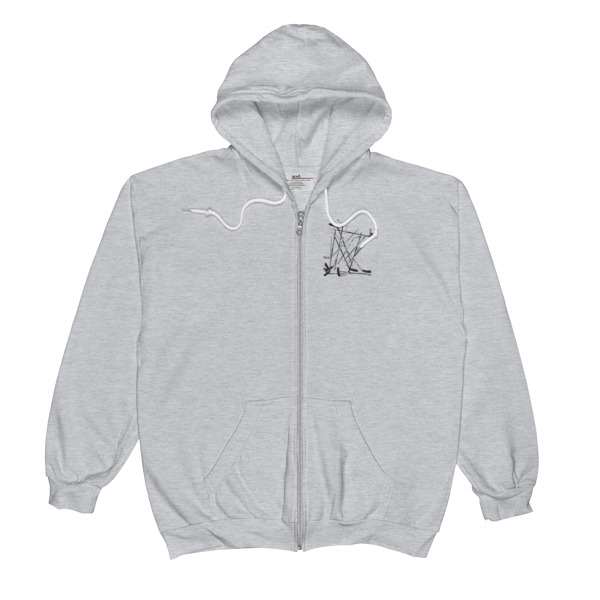 Old Time Hockey MN Stick Zip-Up