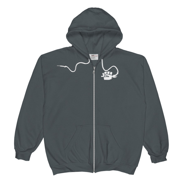 Fork Fist Zip-Up