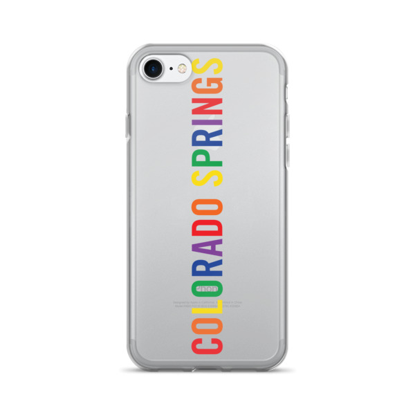 Colorado Springs Pride Case 7/7+ 2