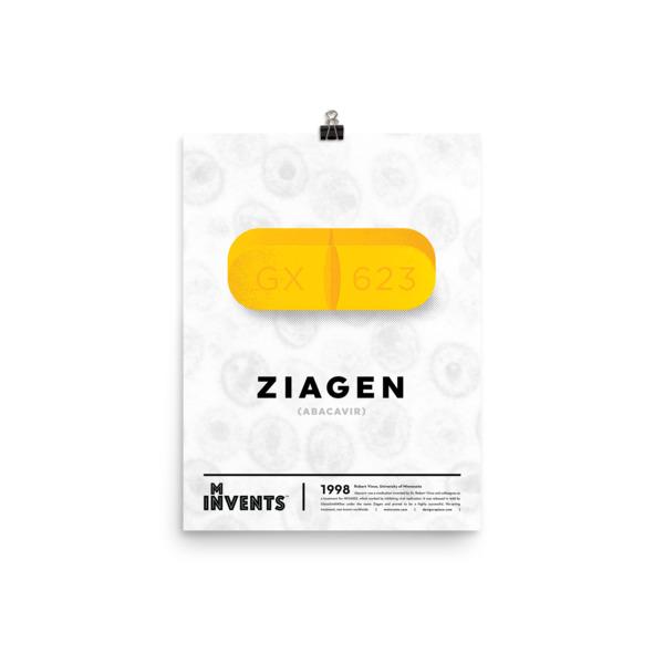 Ziagen Poster