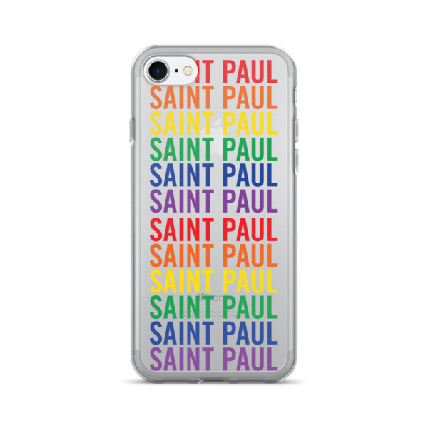 St. Paul Pride Pattern Case 7/7+