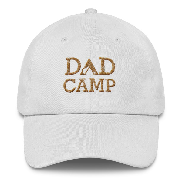 Dad Camp Cap Light