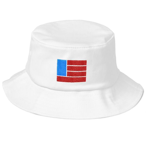 Freedom Fun Flag Bucket Hat