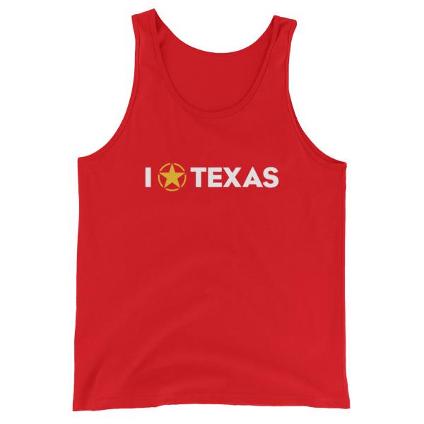 I Lone Star Texas Tank