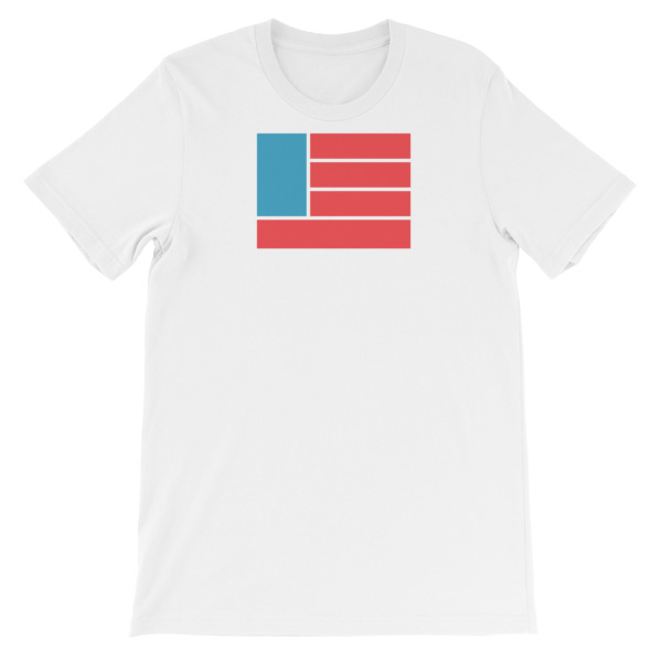 Freedom Fun Flag Tee