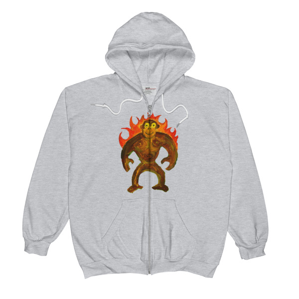 Heat Gorilla Zip-Up