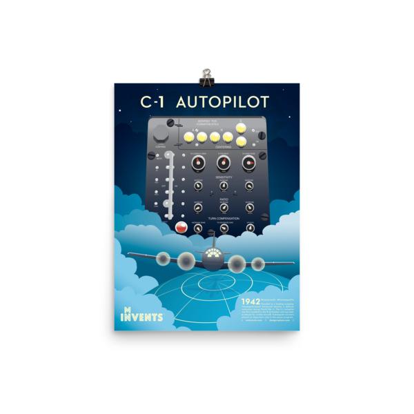 C-1 Autopilot Poster