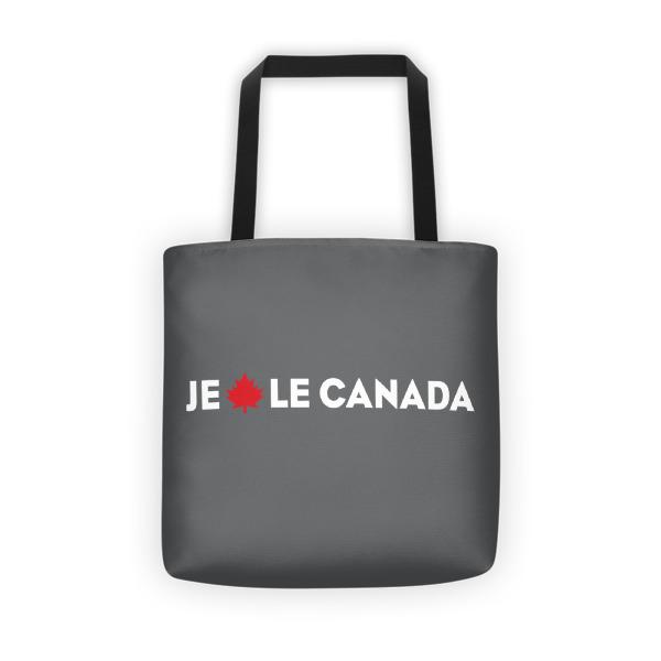 Je Érable le Canada Tote