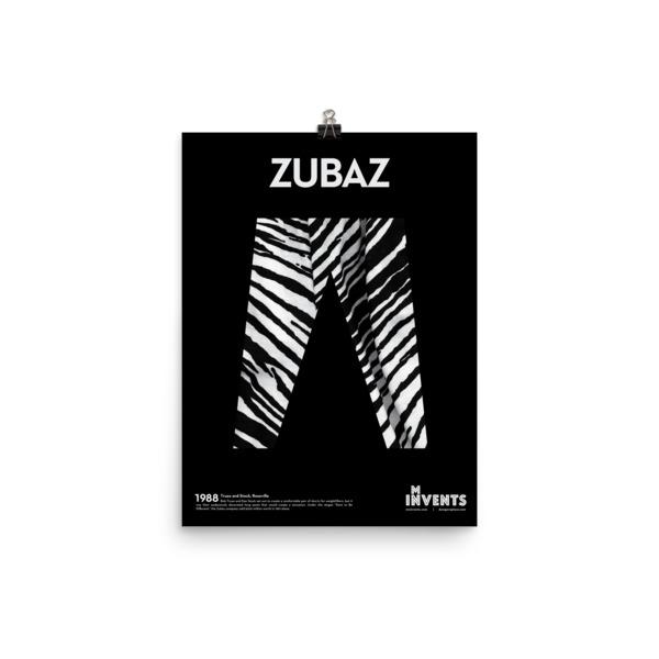 Zubaz Poster