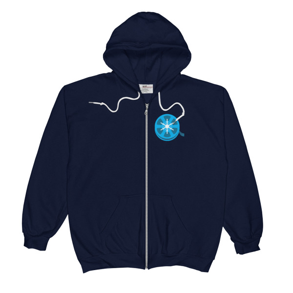 Cool Films Flake Reel Zip-Up