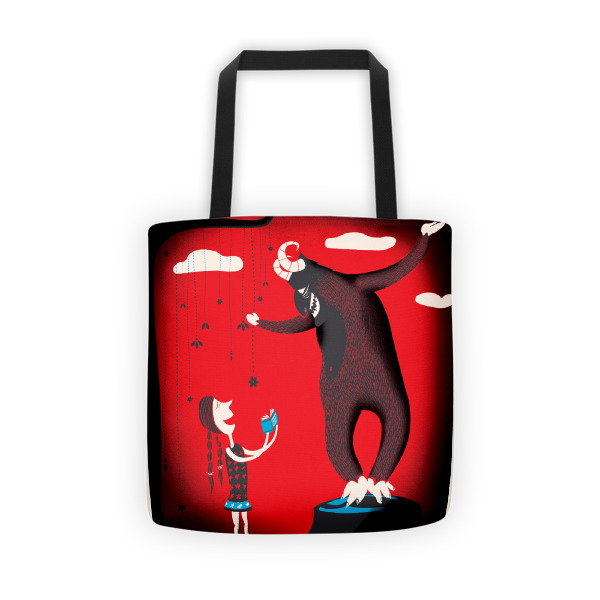 Not So Grimm Tote