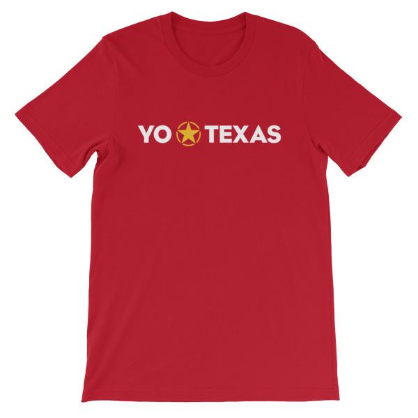 Yo Estrella Solitaria Texas Tee