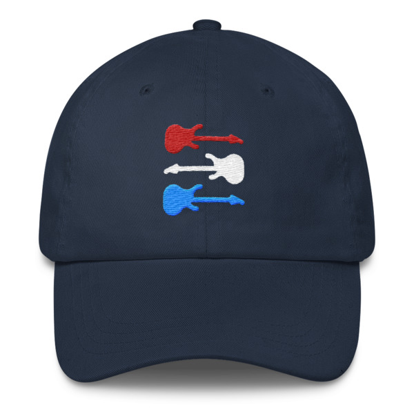 Freedom Fun Guitars Buckle Hat