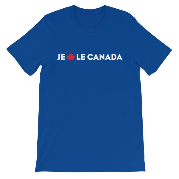 Je Érable le Canada Tee