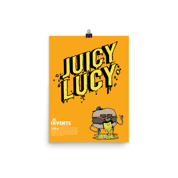 Juicy Lucy Poster
