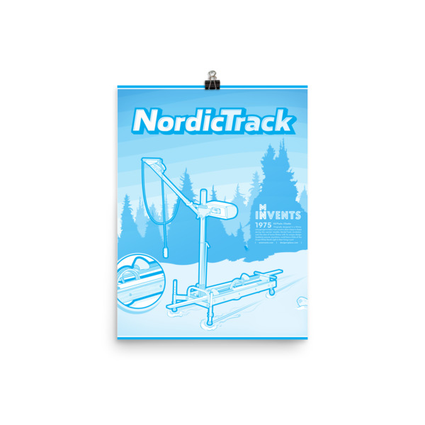 NordicTrack Poster