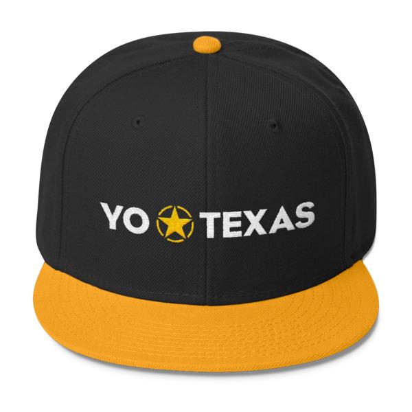 Yo Estrella Solitaria Texas Hat