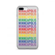 Minneapolis Pride Pattern Case 7/7+