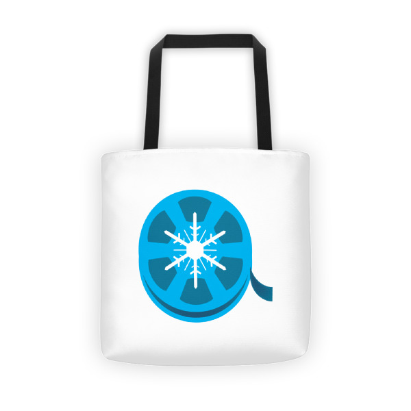 Cool Films Flake Reel Tote