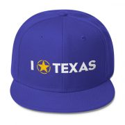 I Lone Star Texas Hat