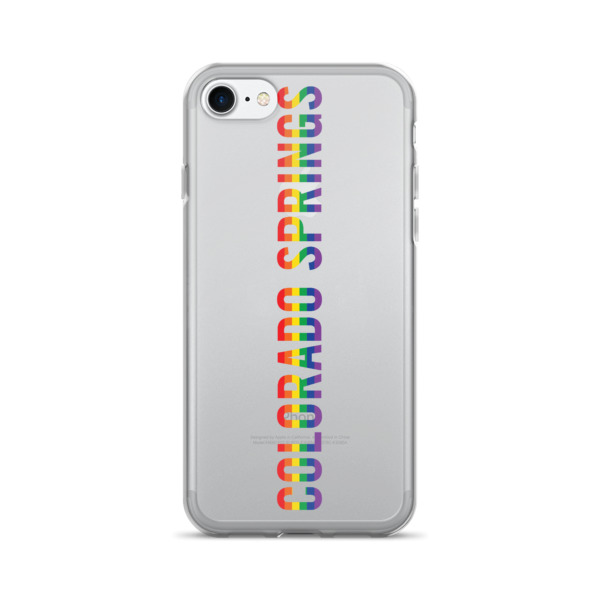 Colorado Springs Pride Case 7/7+