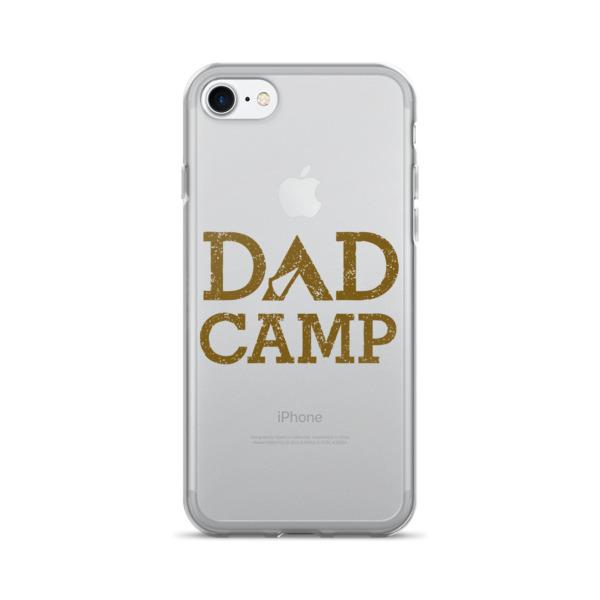 Dad Camp Case 7/7+ Clear
