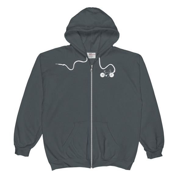 Nokomis Bike Zip-Up