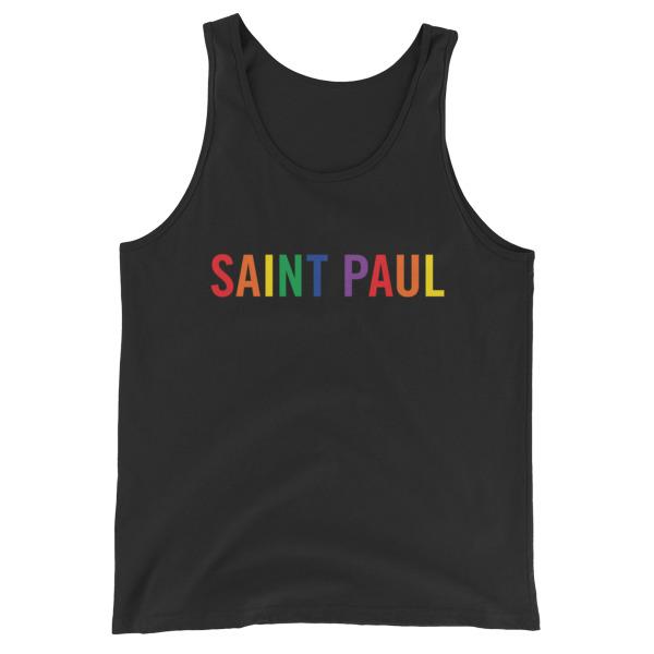 St. Paul Pride Tank 2
