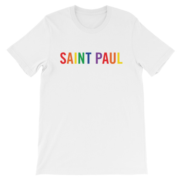St. Paul Pride Tee 2