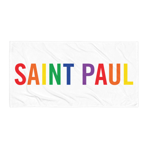 St. Paul Pride Beach Blanket 2