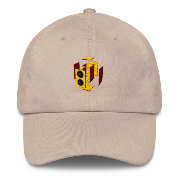 Stereo Assembly Buckle Hat