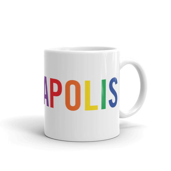 Minneapolis Pride Mug 2