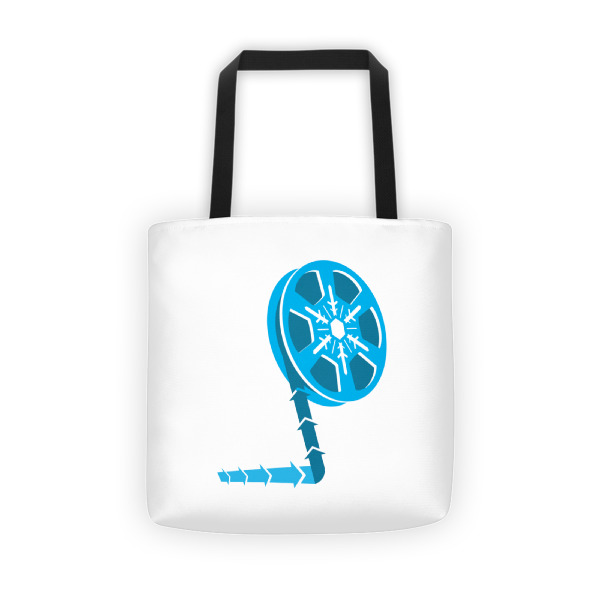 Cool Films Spool Up Tote