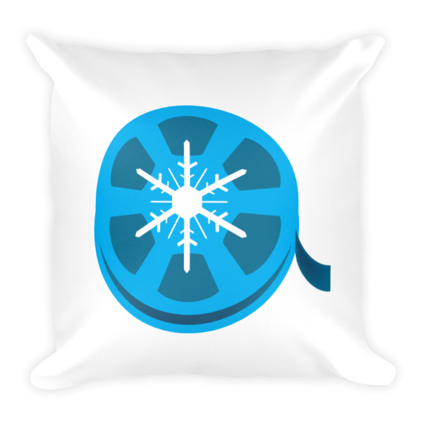 Cool Films Flake Reel Pillow