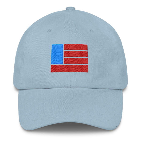 Freedom Fun Flag Buckle Hat