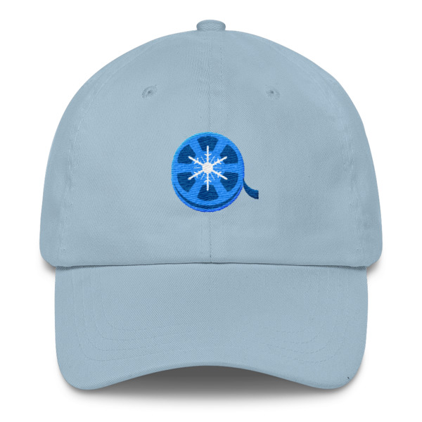 Cool Films Flake Reel Buckle Hat