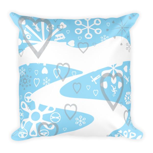 Winter Wandering Pillow