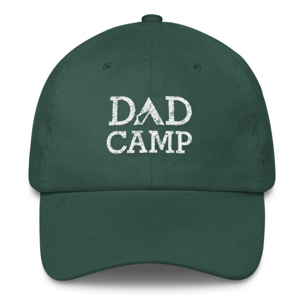 Dad Camp Hat Dark
