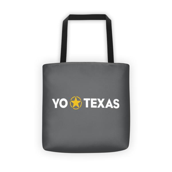 Yo Estrella Solitaria Texas Tote