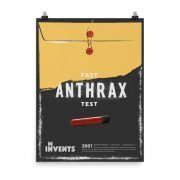 Fast Anthrax Test Poster