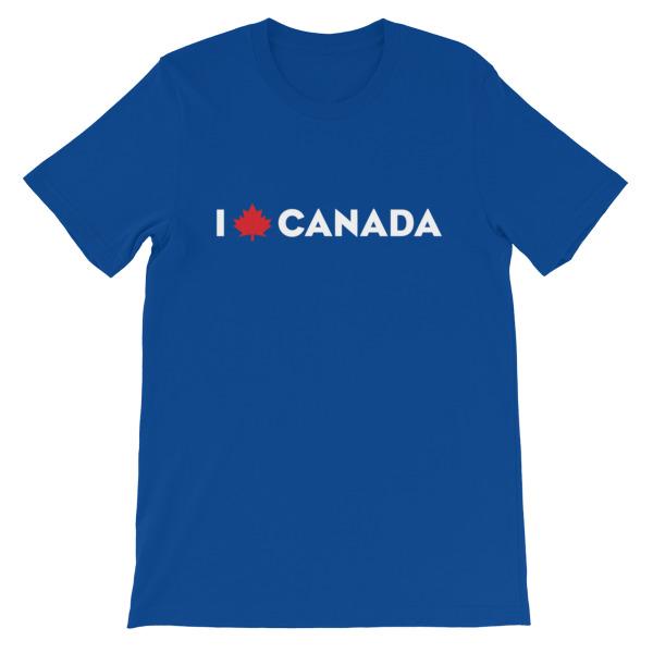 I Maple Canada Tee