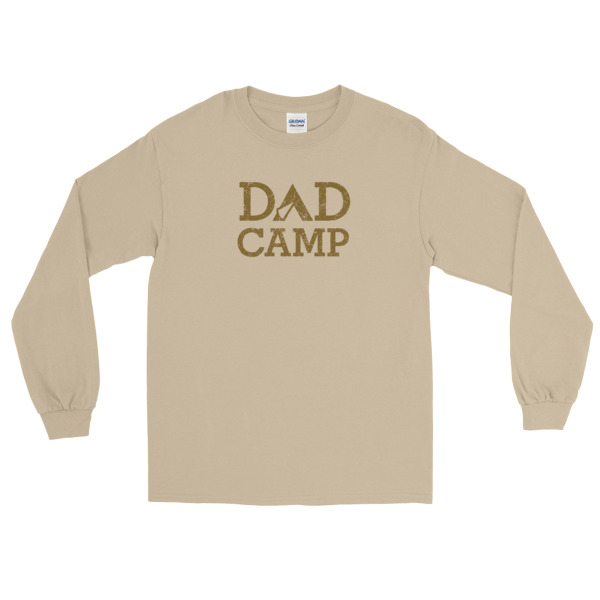 Dad Camp Shirt Longsleeve