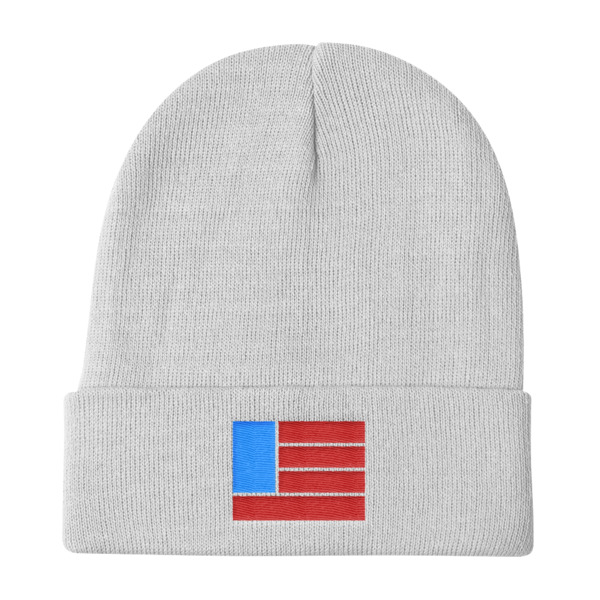 Freedom Fun Flag Beanie