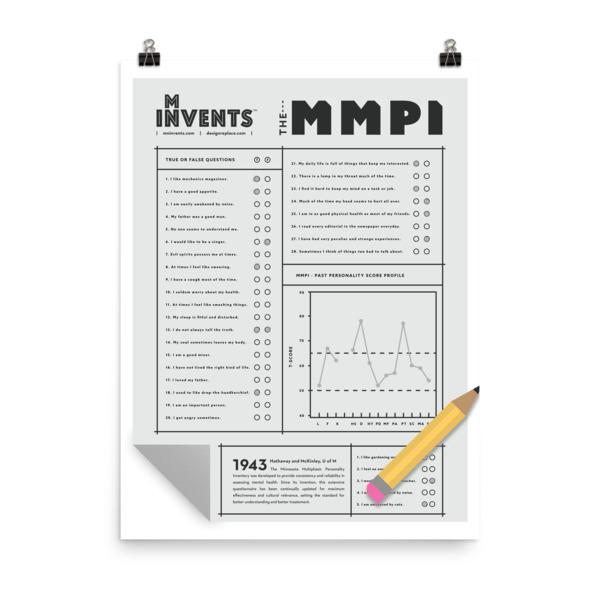 test mmpi