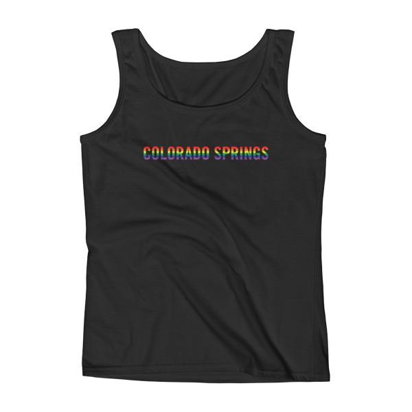 Colorado Springs Pride Tank Women