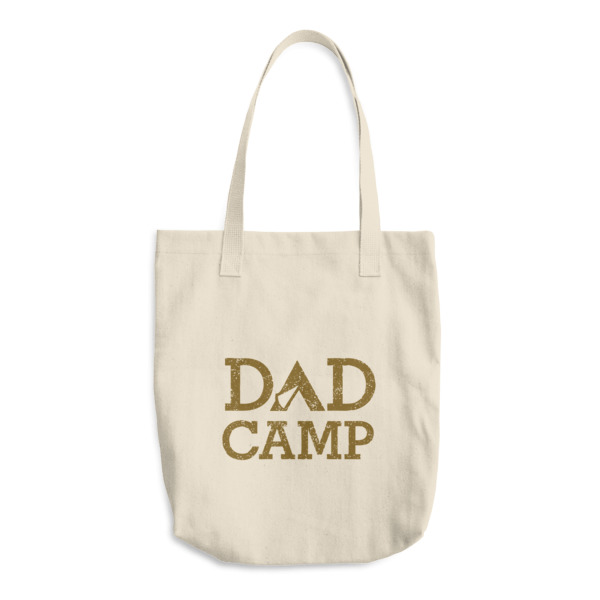 Dad Camp Tote