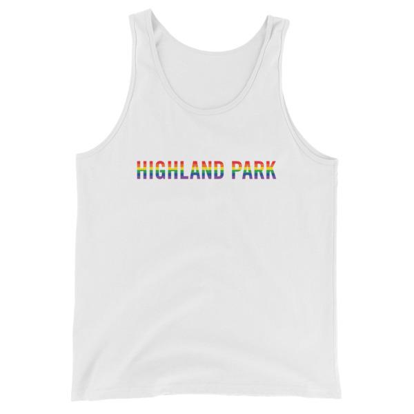 St. Paul Pride Tank – Highland Park
