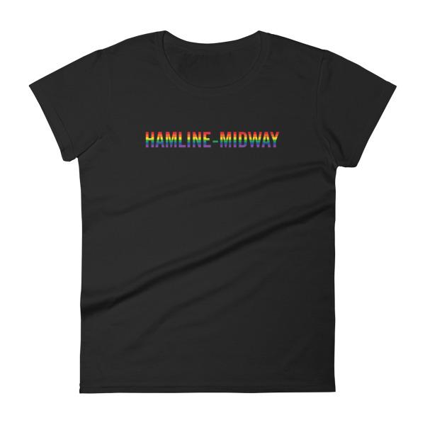 St. Paul Pride Tee Women – Hamline-Midway