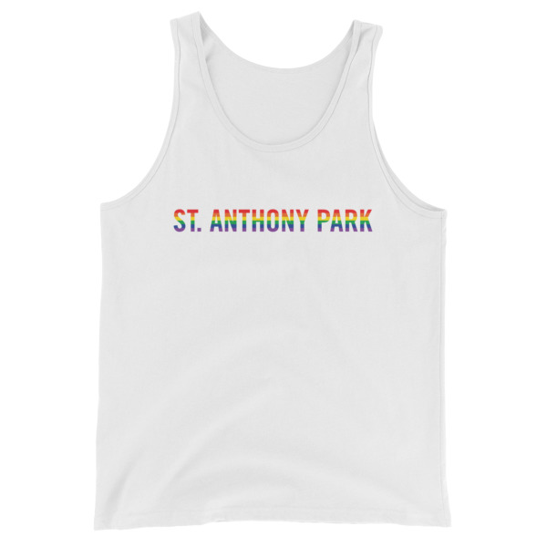 St. Paul Pride Tank – St. Anthony Park
