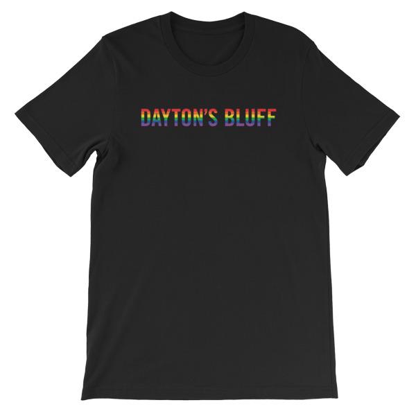 St. Paul Pride Tee – Dayton's Bluff